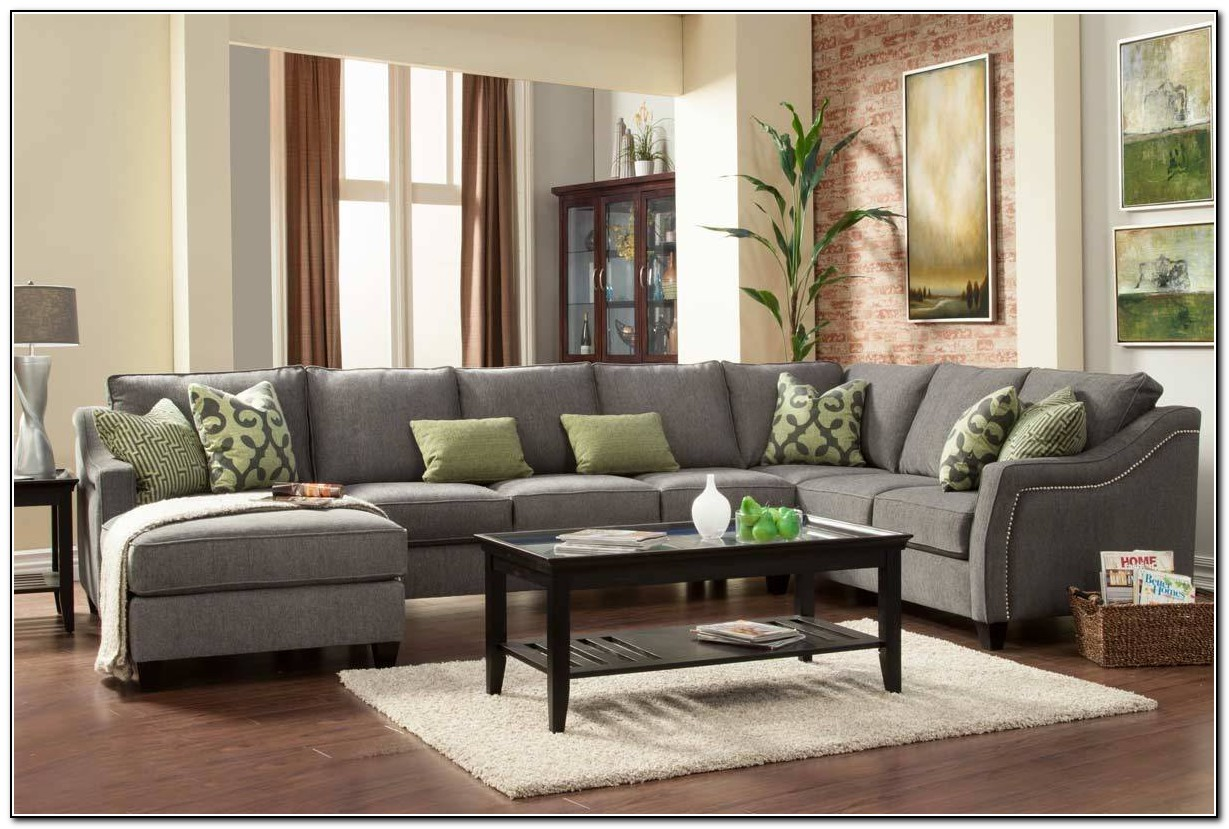 Nicole Custom Sectional Sofa