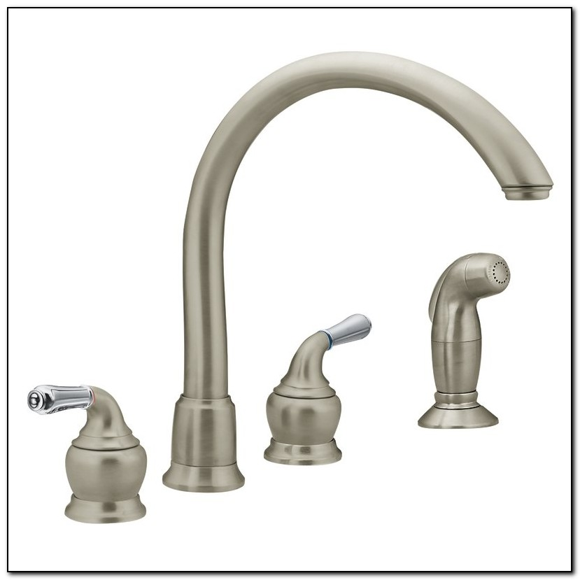 Older Moen Kitchen Faucets