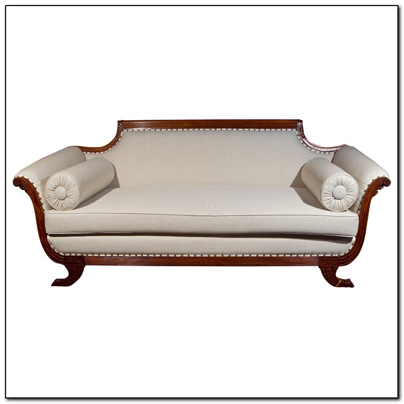 Original Duncan Phyfe Sofa