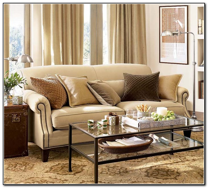 Pottery Barn Sofas In Stock