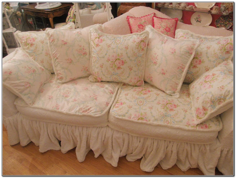 Shabby Chic Sofa Covers