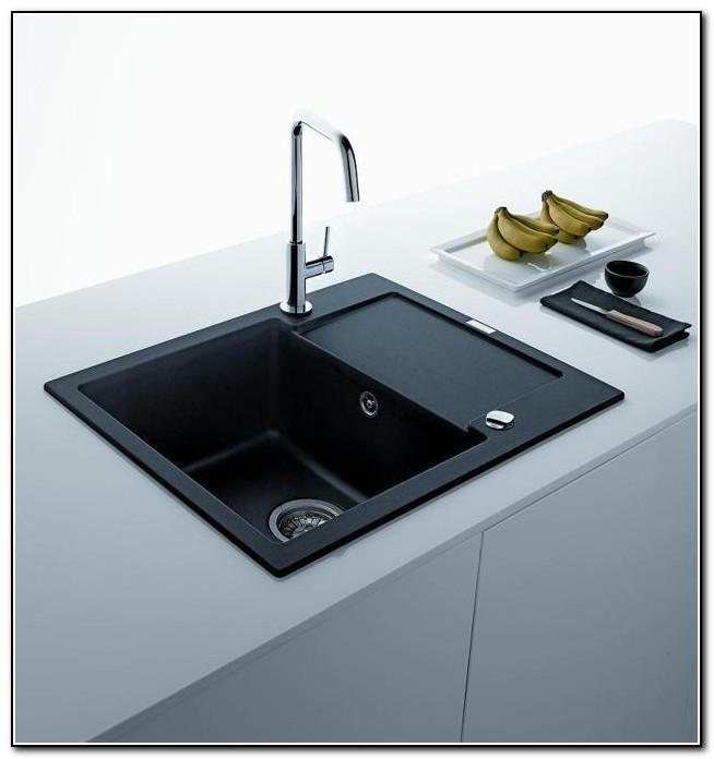 Black Kitchen Sink Faucets