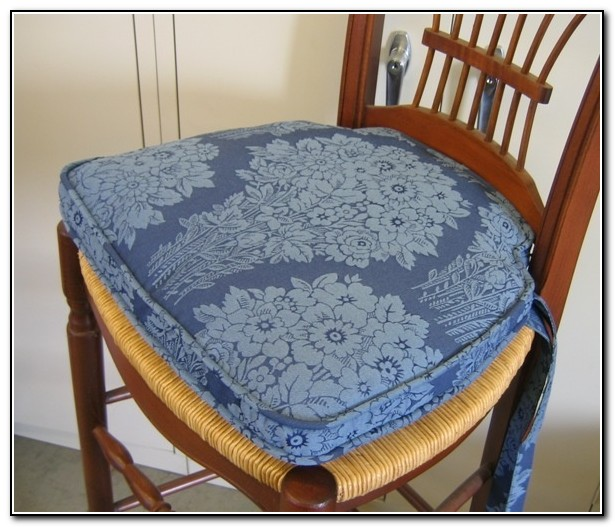 Burgundy Kitchen Chair Cushions