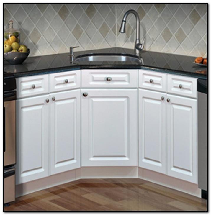 Corner Kitchen Sink Unit