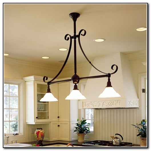 Country Kitchen Ceiling Lights