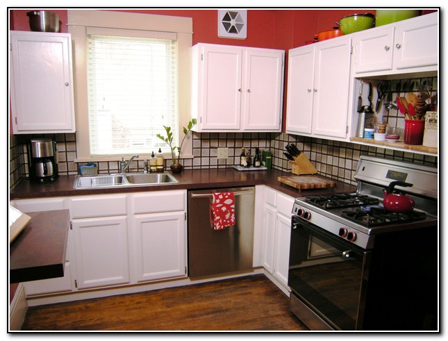 Diy Kitchen Cabinets Painting