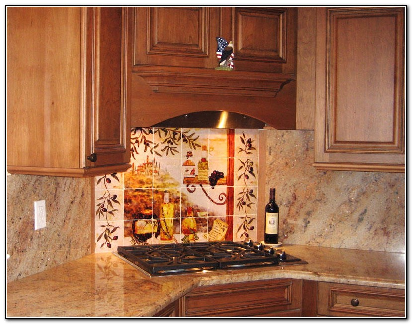 Kitchen Backsplash Tiles In India