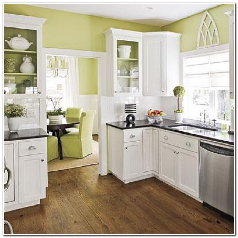 Kitchen Cabinet Colors And Designs
