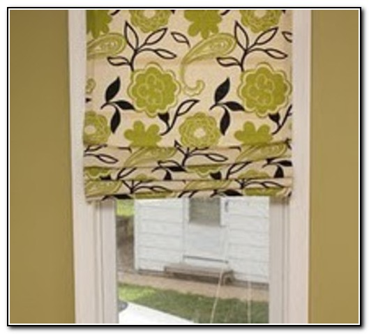 Kitchen Curtain Ideas Small Windows