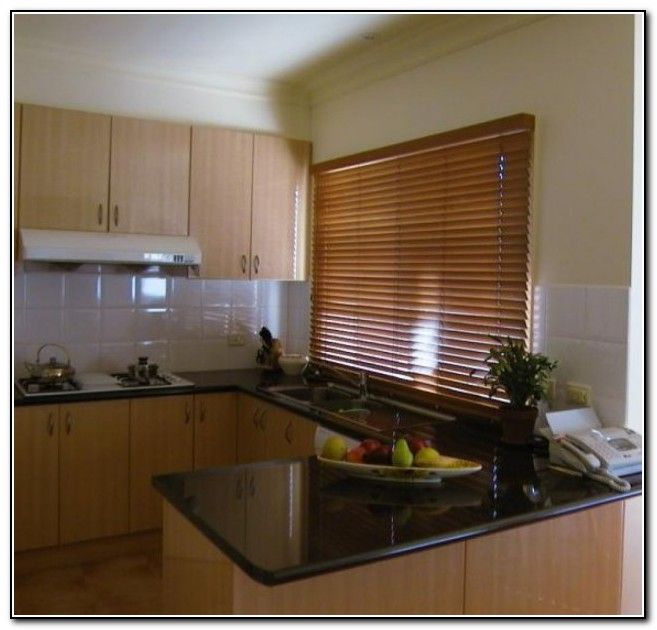 Kitchen Curtain Ideas With Blinds