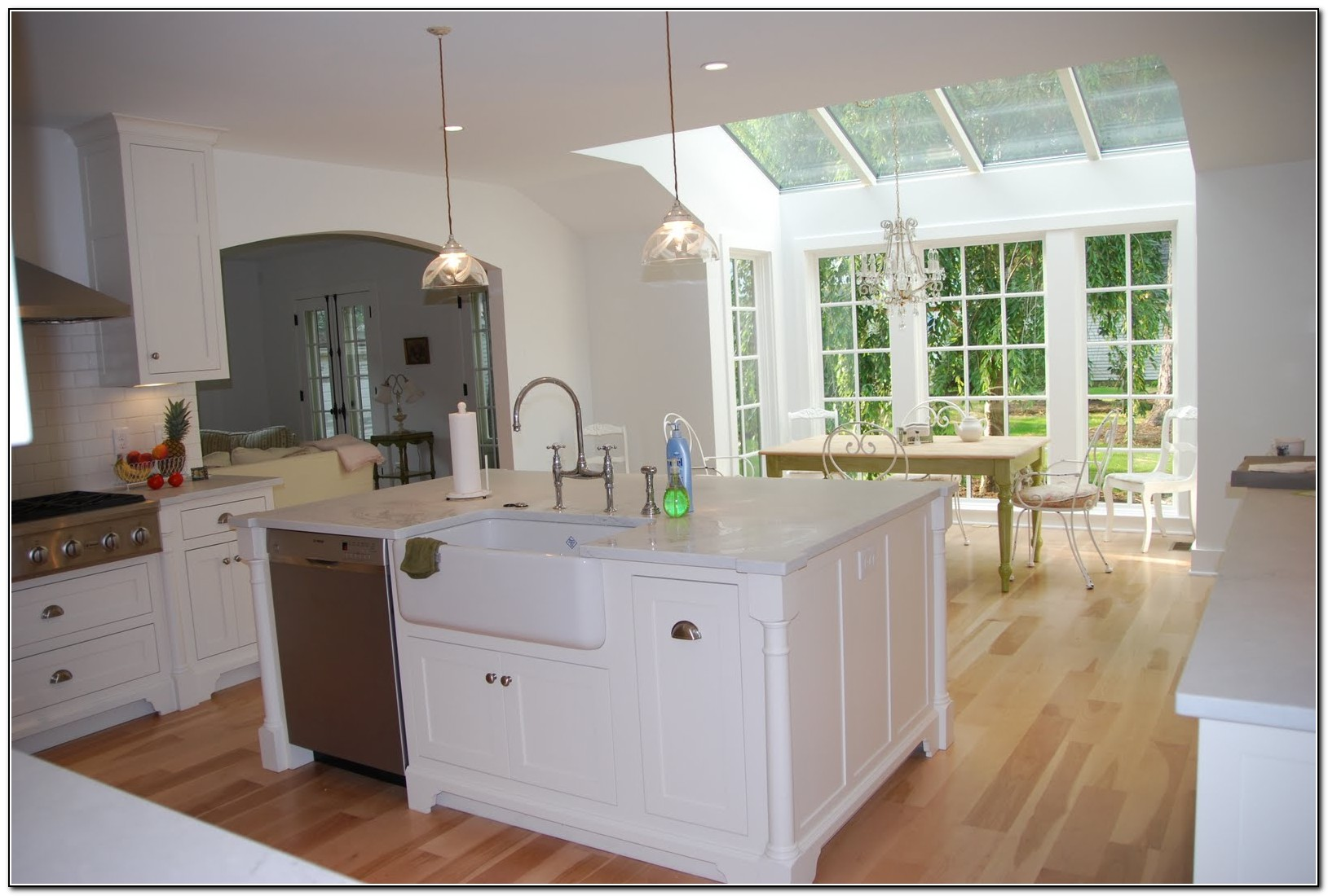 Kitchen Island Designs Ideas