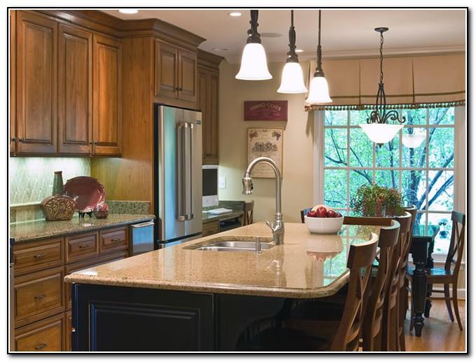 Kitchen Island Lighting Images