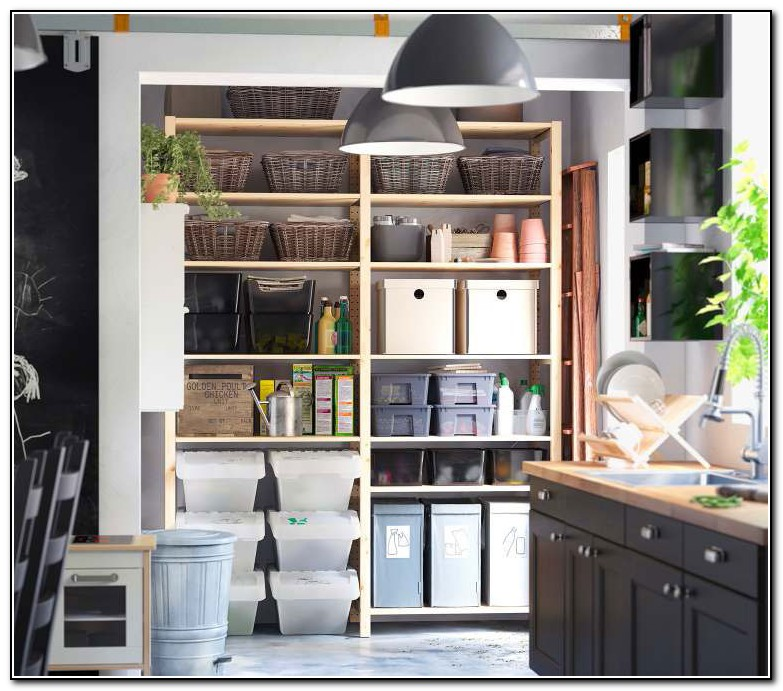 Kitchen Storage Ideas Ikea
