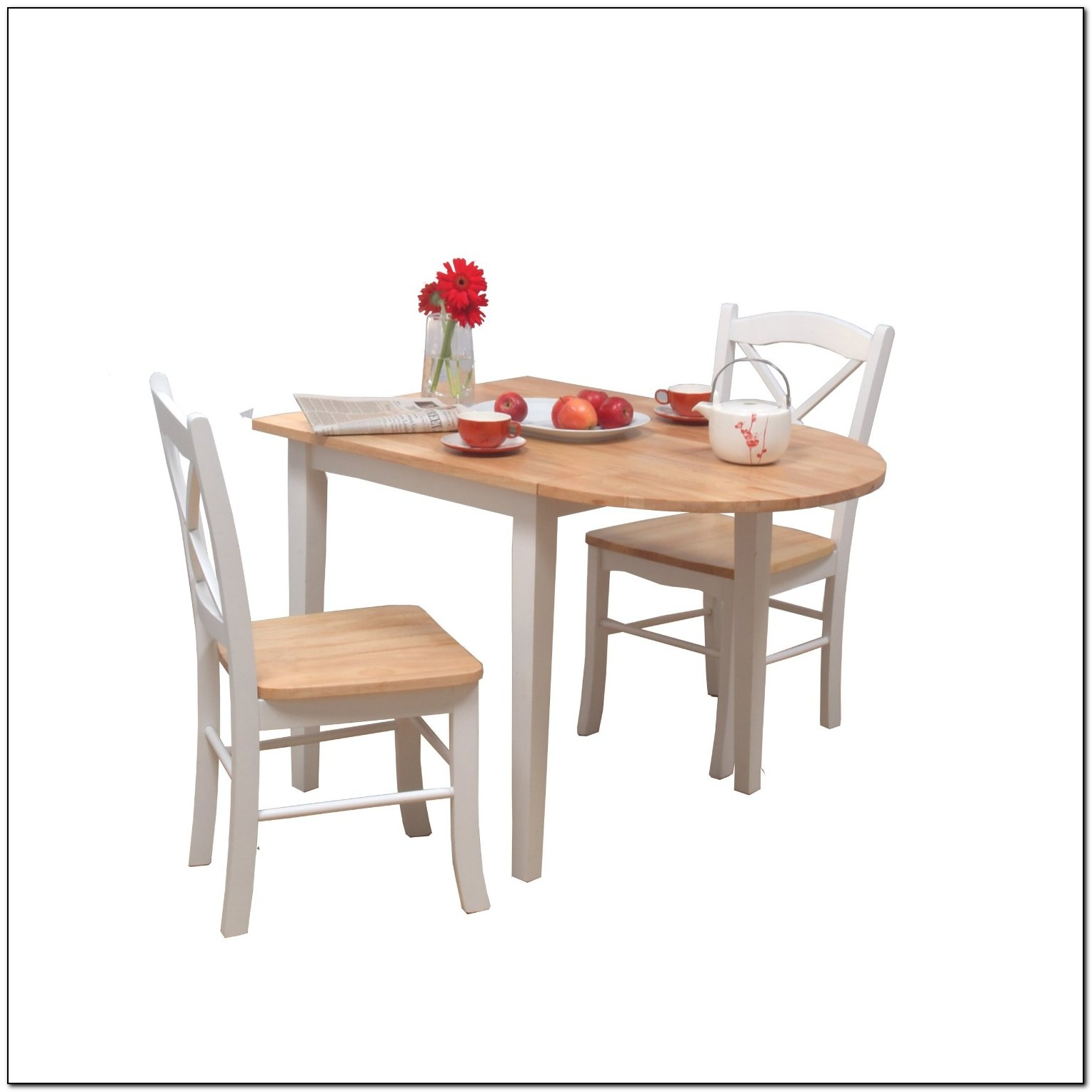 Kitchen Tables And Chairs For Small Spaces