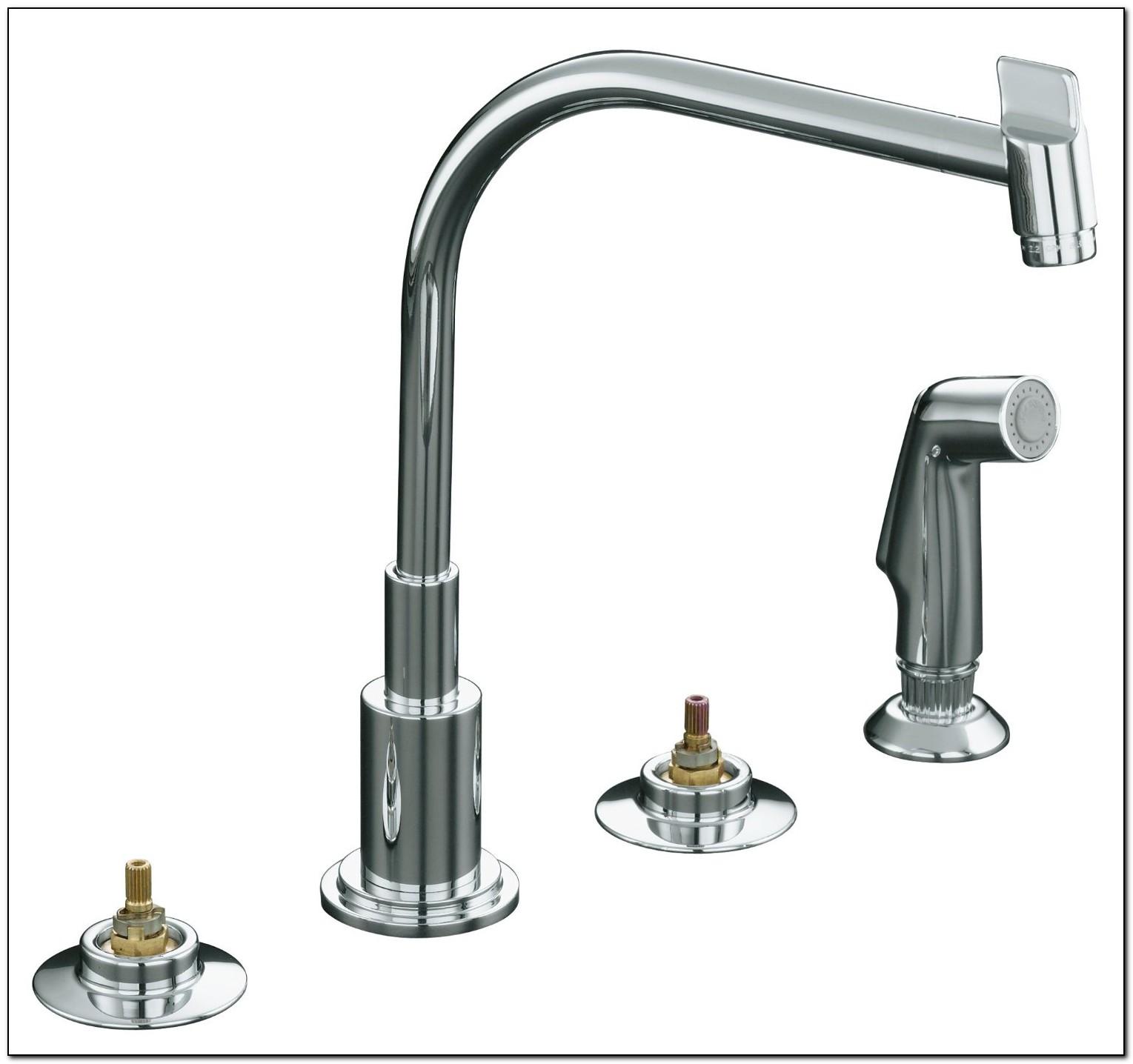 Kohler Kitchen Faucets At Home Depot