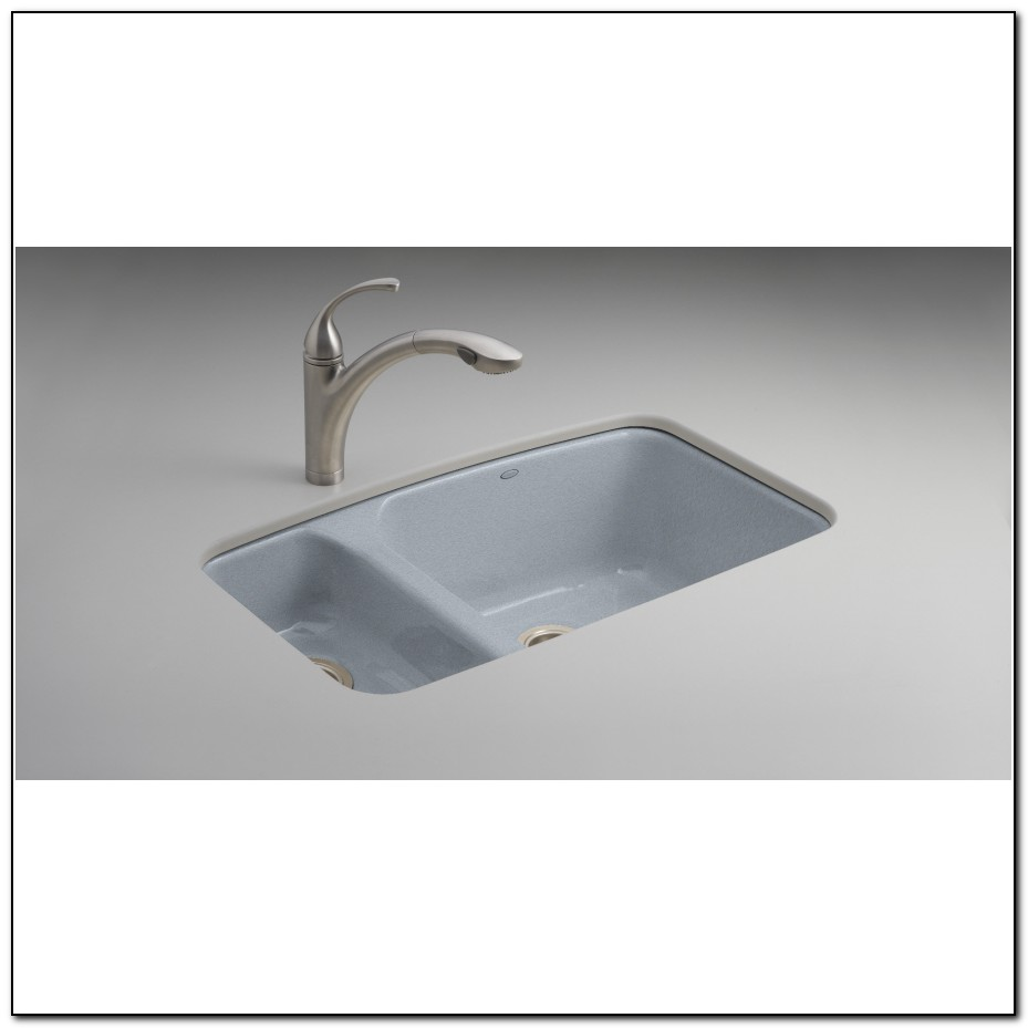 Kohler Kitchen Sinks Cast Iron