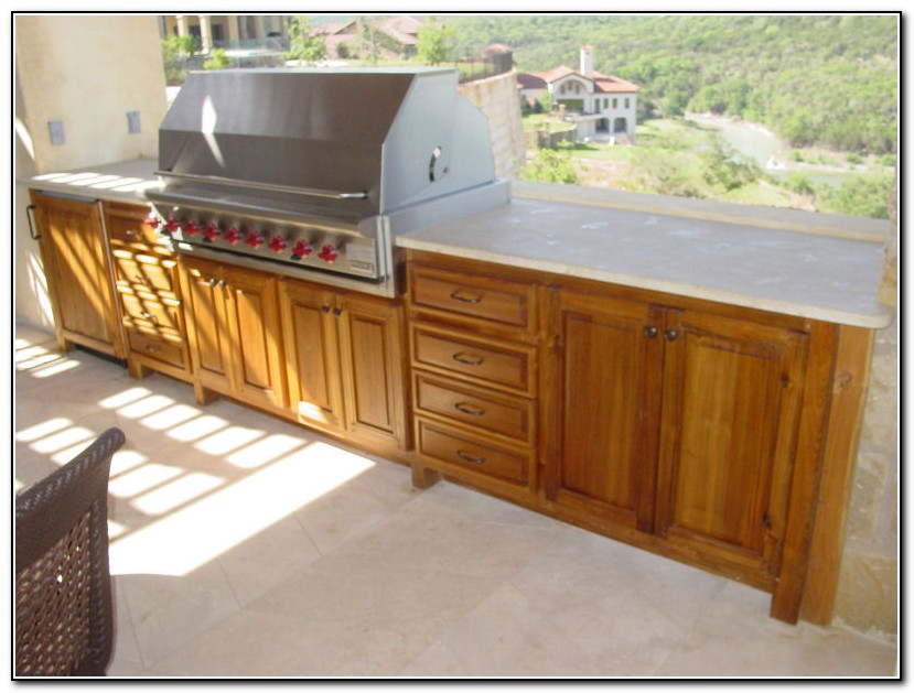 Outdoor Kitchen Cabinets Doors