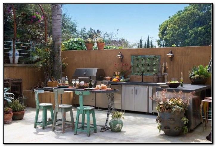 Outdoor Kitchen Kits Modular