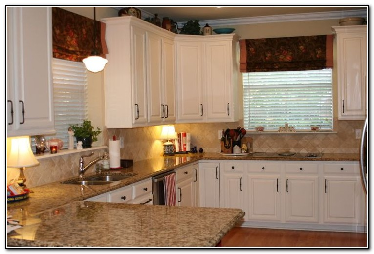 Painting Kitchen Cabinets White Pinterest