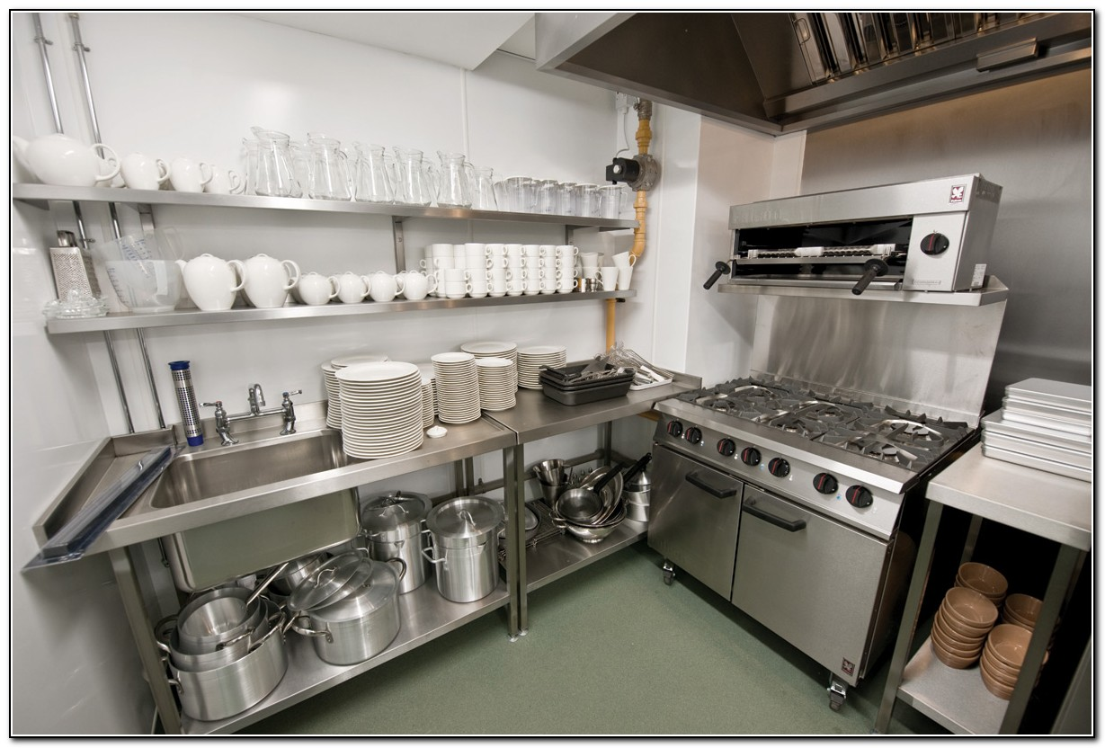 Small Commercial Kitchen Equipment