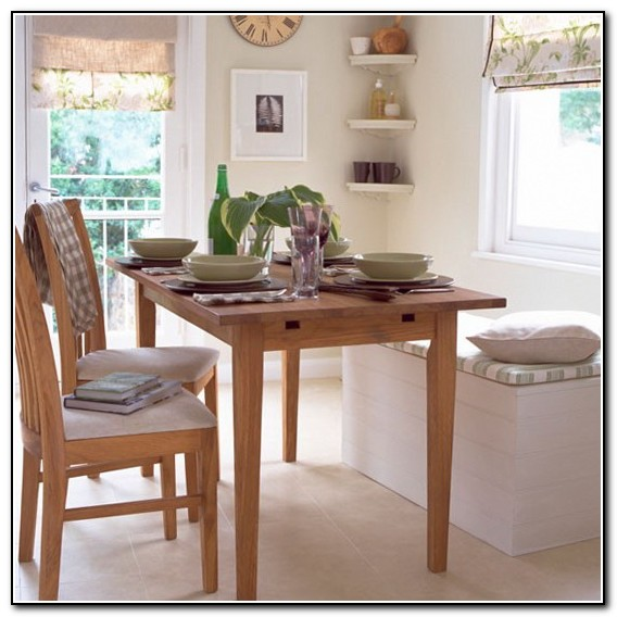 Small Kitchen Table And 2 Chairs