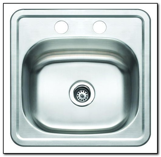 Stainless Steel Kitchen Sinks Single Bowl