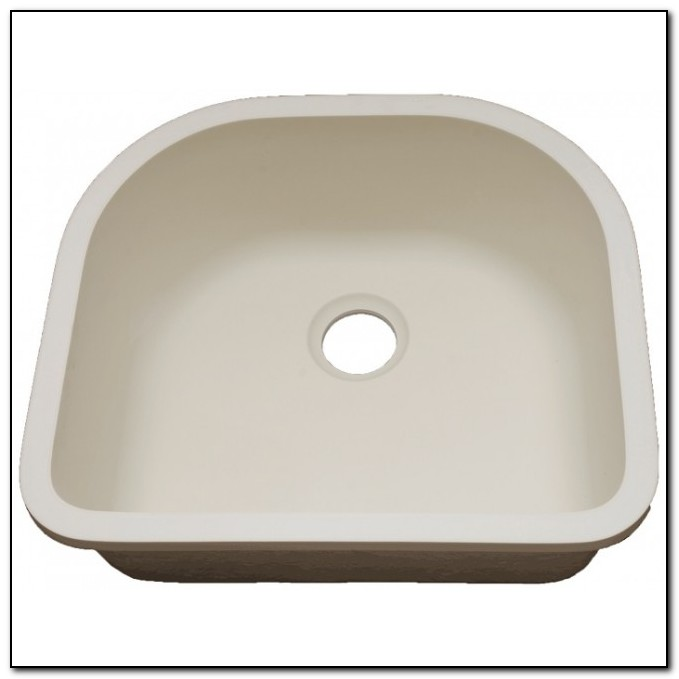 Undermount Kitchen Sinks Single Bowl