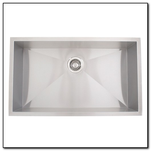 Undermount Kitchen Sinks Stainless Steel