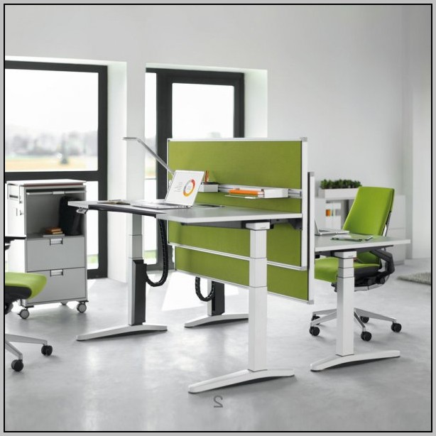 Adjustable Height Desk Chair