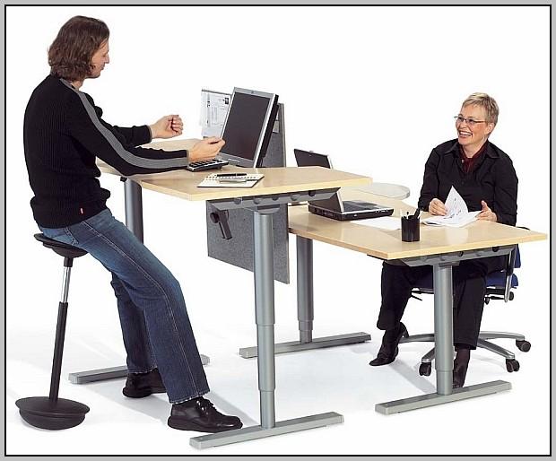 Adjustable Height Desk Crank