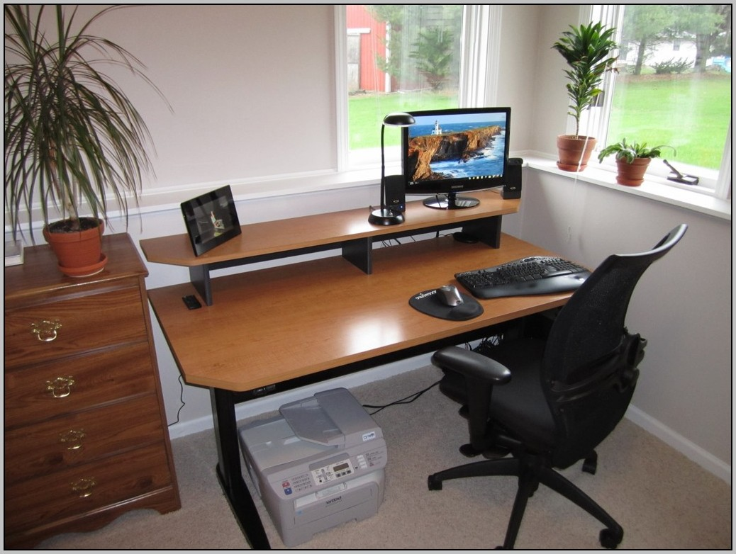 Adjustable Height Desk Ikea