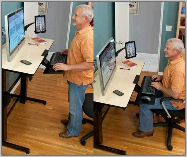 Adjustable Standing Desk Amazon