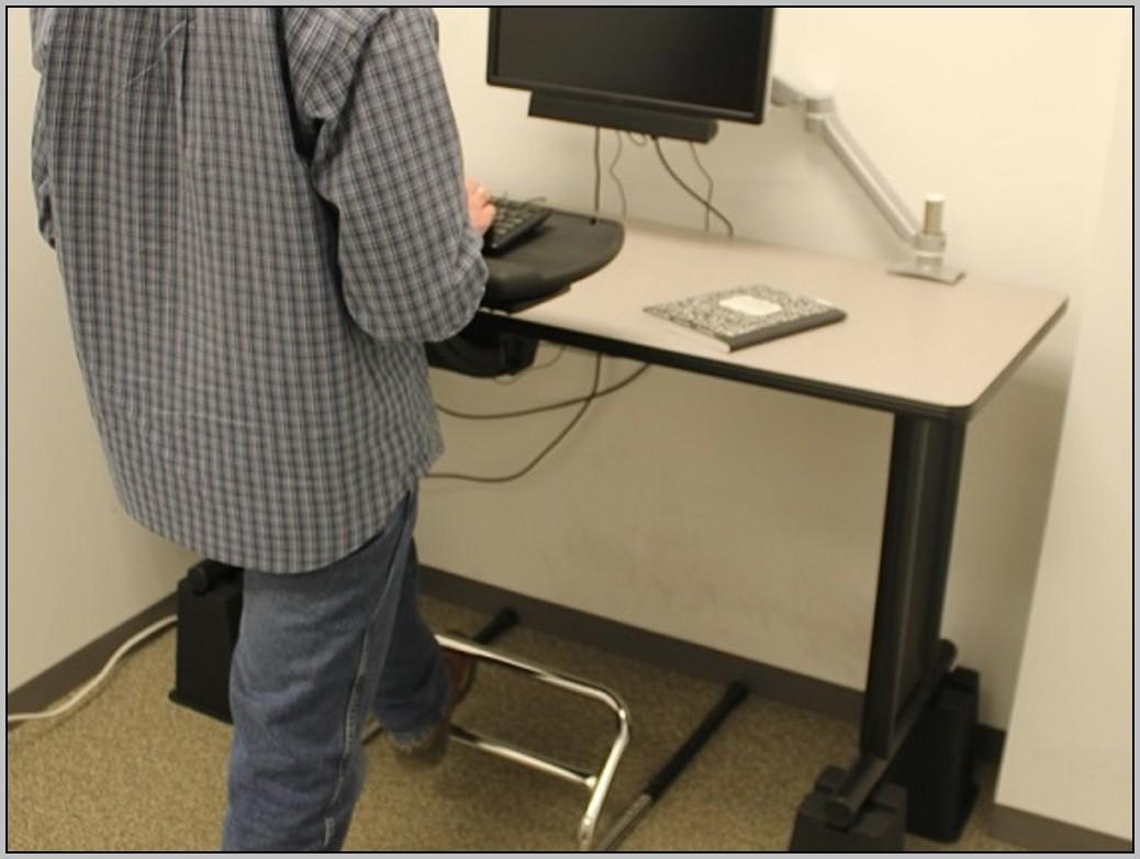 Adjustable Standing Desk Kickstarter