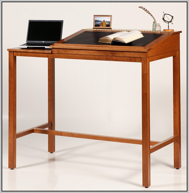 Adjustable Standing Desk Staples
