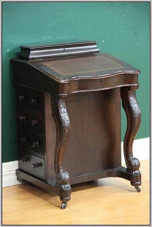 Antique Writing Desk Ebay