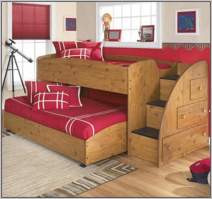 Bunk Bed Desk Combo Walmart