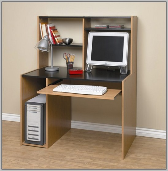 Computer Desk With Hutch Plans