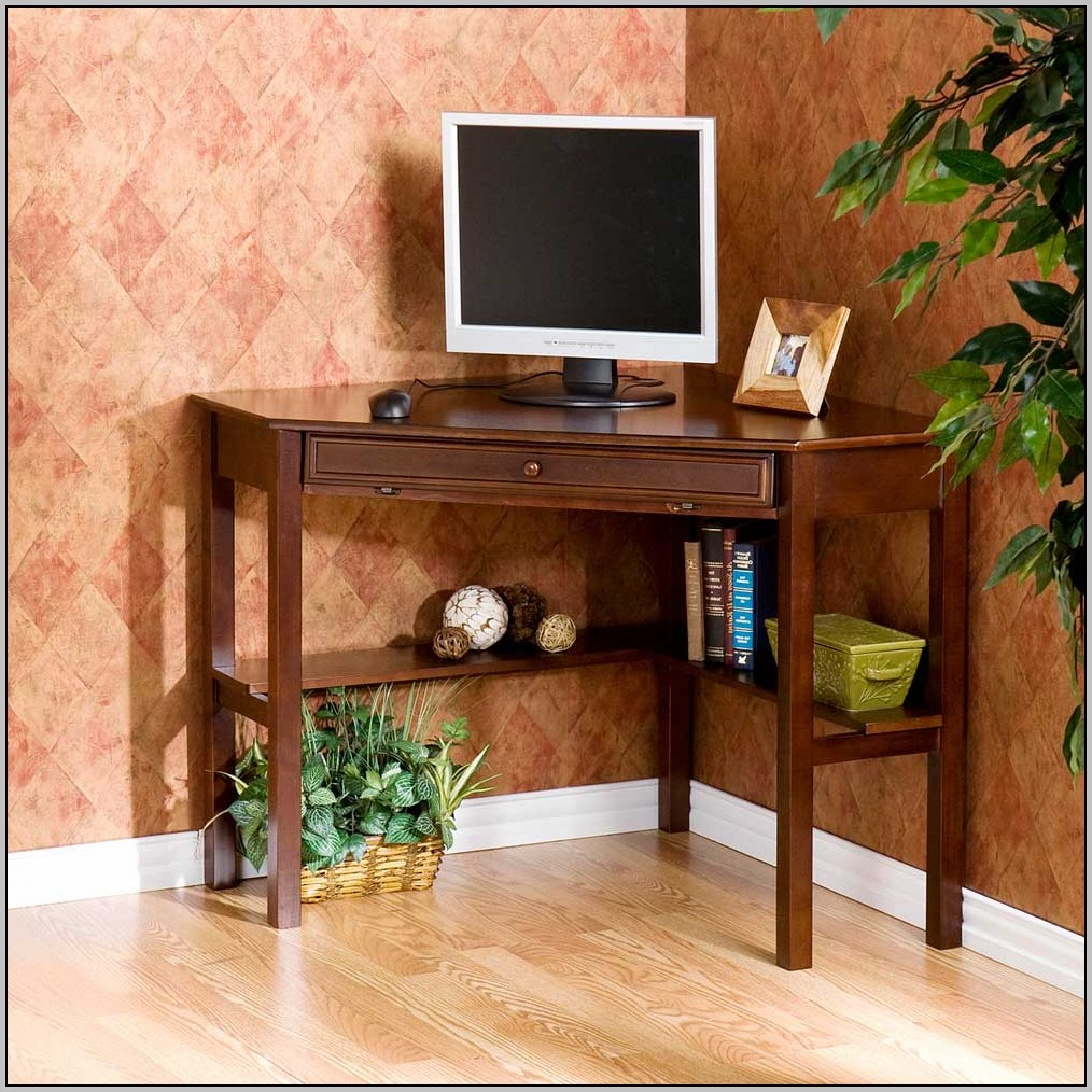 Corner Computer Desk Plans