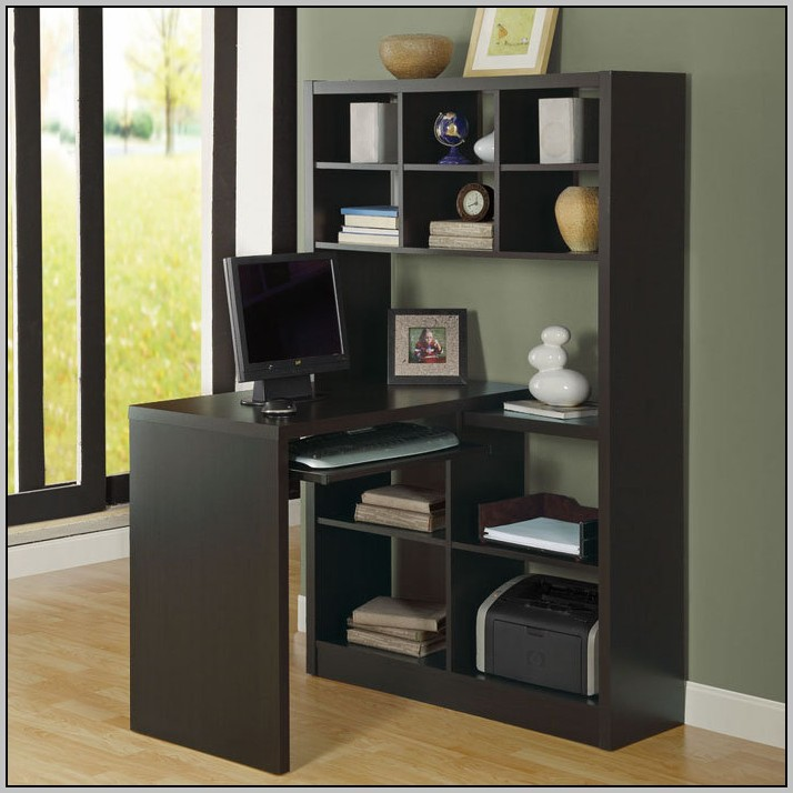 Corner Desk With Hutch Plans