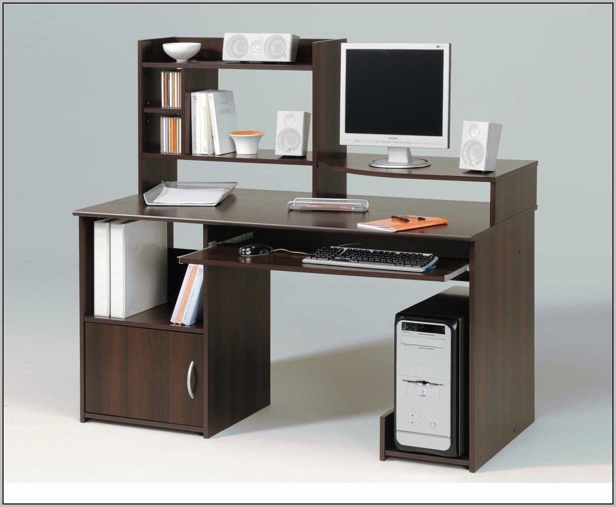 Desk With Hutch Office Depot