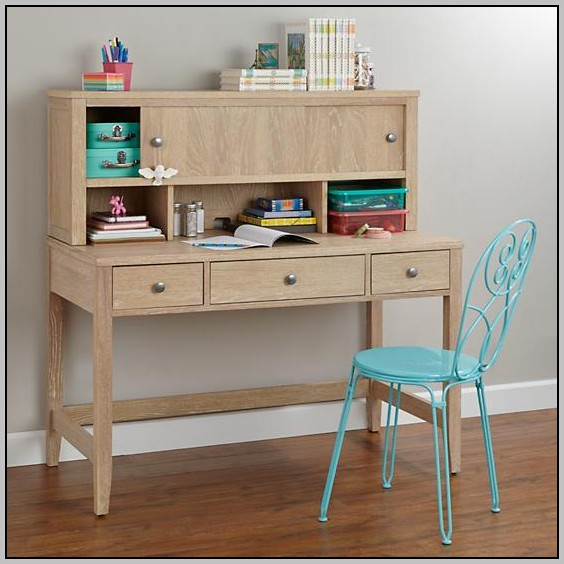 Desk With Hutch Target