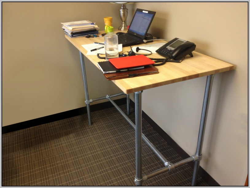 Diy Standing Desk Topper
