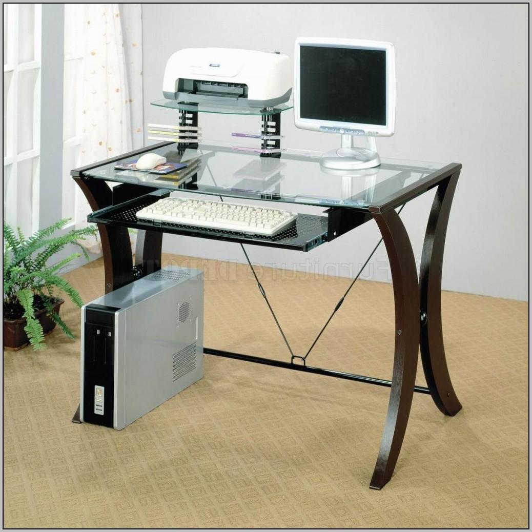 Glass Computer Desk Office Depot
