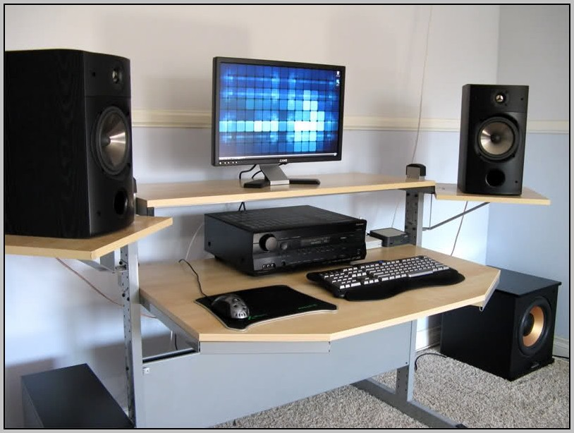 Ikea Computer Desk Jerker