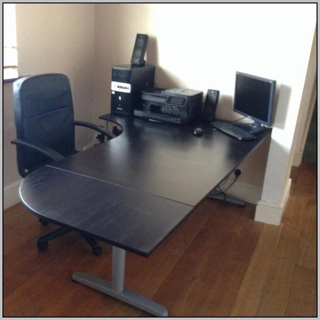 Ikea Corner Desk Galant