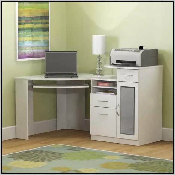 Ikea Corner Desk White