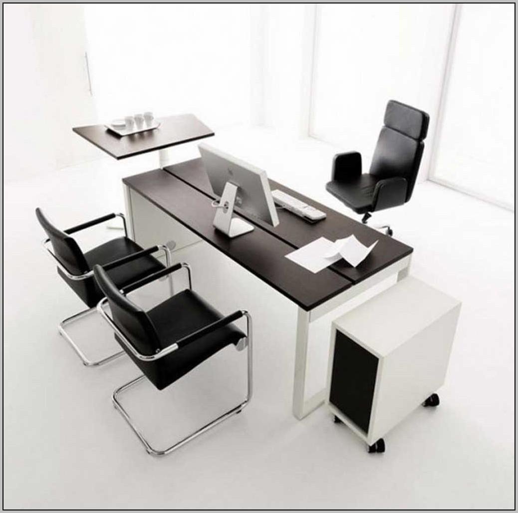 Ikea Office Desk White