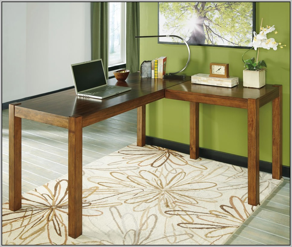 L Shaped Desks For Home