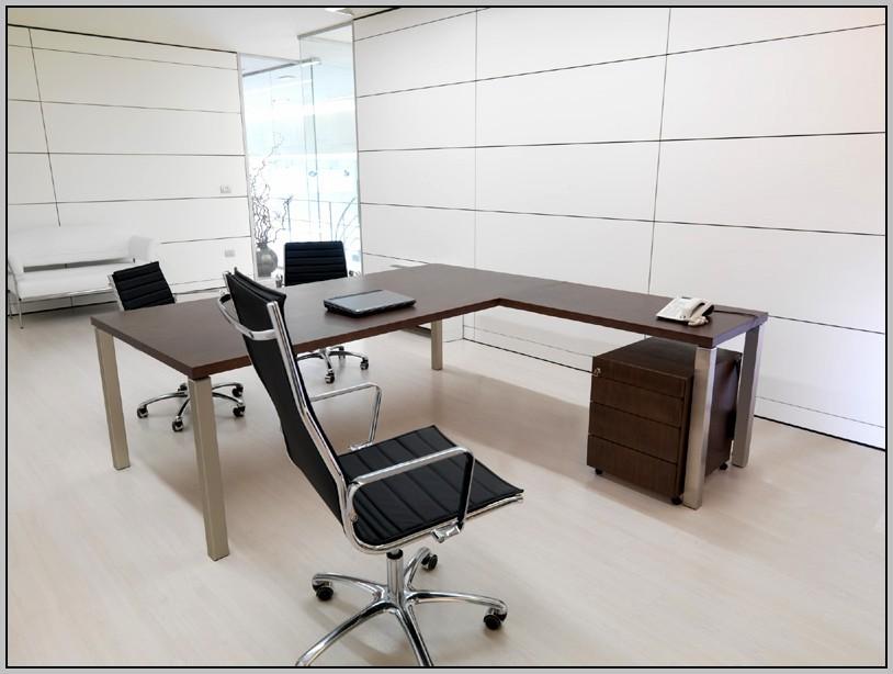 L Shaped Office Desk Furniture
