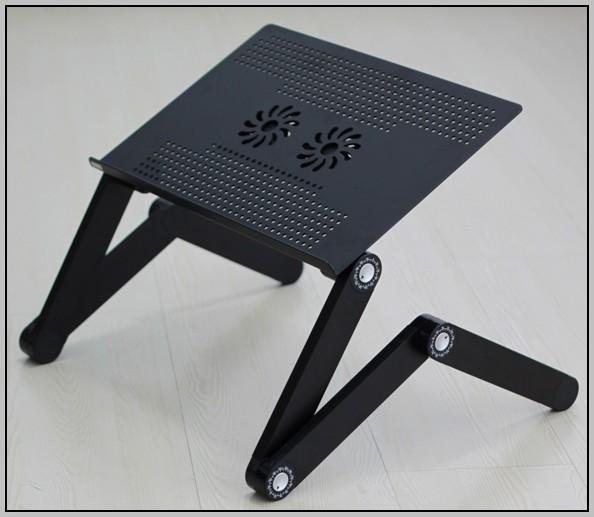 Laptop Lap Desk With Fan